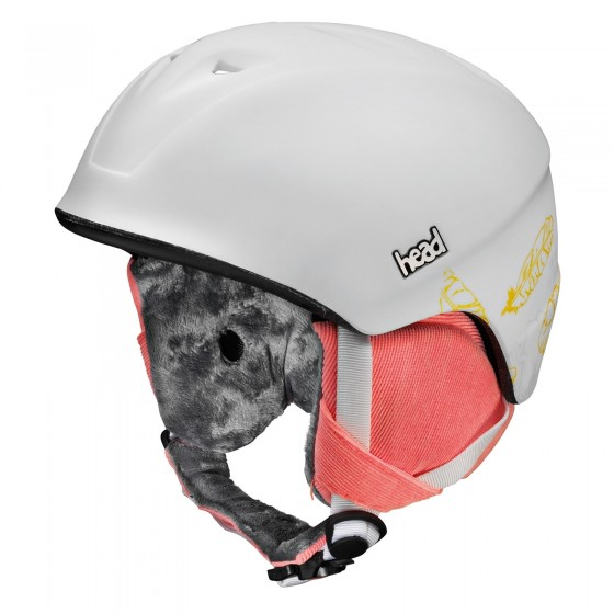 KASK HEAD CLOE WHITE