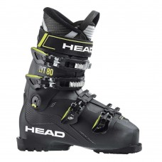 Buty Head EDGE LYT 80 black/yellow 2021